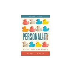 Personality : A Systems Approach (Hardcover) (John D. Mayer)