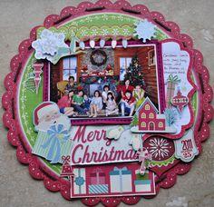 Christmas lunch - Scrapbook.com