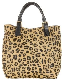 ShopStyle: COLLECTION by John Lewis Leopard Print Tote Bag, Tan