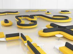 Venue Modular Sofa www.broadstock.co.uk