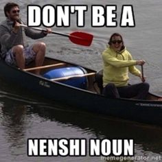 In response to Mayor Nenshi's statement about what nouns he couldn't use to describe the people canoeing on the flooded bow river in the middle of an emergency. Perfect Music, Surefire, Music Mix, Calgary, I Laughed, Growing Up, Quotations, Haha, Boat