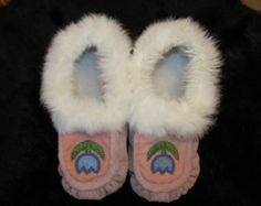 Women's Size 10 Native American Moccasins