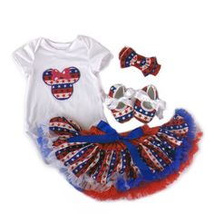 MINNIE 4th of July Outfit