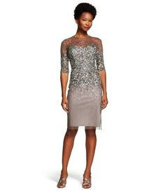 Shop for Adrianna Papell 3/4 Sleeve Beaded Cocktail Dress at Dillards.com. Visit Dillards.com to find clothing, accessories, shoes, cosmetics & more. The Style of Your Life.