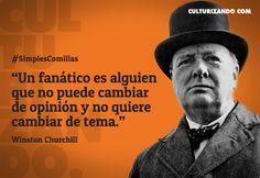 Winston Churchill en 10 grandes frases