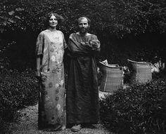 Emilie and Klimt