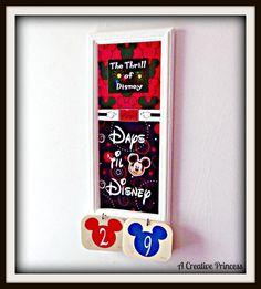 Disney Cruise Countdown walt disney, disney calendar, cruis countdown, disney vacations, disney countdown, princesses, disney cruis, kid, creativ princess