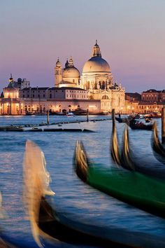 The Magic City of the Waters, Venice, Italy