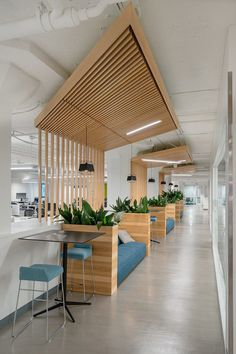 Microsoft Office Campus in San Francisco, California #commercialofficedesigns