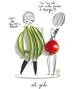 Adolie Day, illustratrice, agence Marie Bastille // cette image appartient à son auteur et/ou l'agence Marie Bastille + d'infos sur le site //