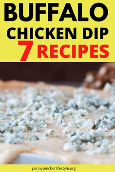 Buffalo Chicken Dip - The Best Ever - These easy buffalo chicken dip recipes tastes incredibly delicious! Makes the perfect appetizer to bring to any cookout, holiday party or family gathering! The best and easiest party appetizers to make any party a success! Easy make-ahead party appetizer recipes to feed a crowd! #dips #diprecipes #buffalochicken #buffalochickendip #appetizers #appetizerrecipes #crockpot #crockpotrecipes #crockpotappetizers #recipes #buffalochickendip #buffalodip… Buffalo Chicken Dip Recipe, Beer Chicken, Chicken Dips, Healthy Chicken Recipes, Best Party Appetizers, Best Appetizer Recipes, Yummy Appetizers, Dip Recipes, The Best