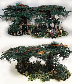 Mirkwood Forests, Lego Unlimited