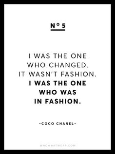 Known for her chic and empowering words of wisdom, we're sharing 13 rare Coco Chanel quotes because after all, she is the queen of fashion. Fashion Designer Quotes, Fashion Quotes, Words Quotes, Wise Words, Life Quotes, Inspirational Verses, Meaningful Quotes, Empowering Words, Coco Chanel Quotes