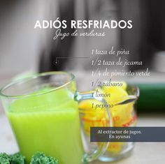 Fantastic and Helpful Green Juice Strategies For 5 green juice recipes for beginners Healthy Detox, Healthy Juices, Healthy Drinks, Detox Foods, Healthy Shakes, Easy Juice Recipes, Cleanse Recipes, Full Body Detox, Natural Detox Drinks