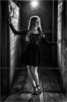 Awesome poses, fashion and lighting at Rock The Dress Lots of fun for high school girls. Senior Girl Photography, Senior Girl Poses, Senior Girls, Portrait Photography, Fashion Photography, Photography Ideas, Farm Senior Pictures, Softball Senior Pictures, Senior Photos