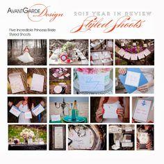 2013 Year in Review - AvantGarde Design { Design & Print Company, Wedding Invitations, CT }   AvantGarde Design - Graphic Design & Print Com...