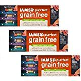$48.33  - Iams Purrfect Grain Free Variety Pack Wet Cat Food * Want additional info? Click on the image. (This is an affiliate link) #CannedCatFood