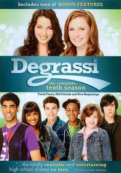 Degrassi The Next Generation The Complete Season 10 DVD 2013 4 Disc Set | eBay