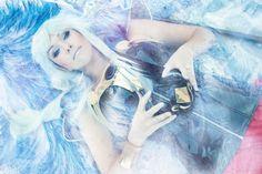 Polaris Hilda Saint Seiya
