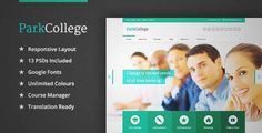 Download and review of ParkCollege - Education Responsive WP Theme, one of the best Themeforest Education themes {Download & review at Review and download at} { -> }http://best-wordpress-theme.net/parkcollege-education-responsive-wp-download-review/