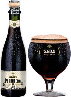 A cerveja que emplacou a posição de número 3.000 no Ranking do Brejas, parceria entre uma cervejaria caseira e a micro-cervejaria Wäls de Minas Gerais.
