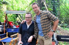 Tom Arnold guest stars on Hawaii Five-0!