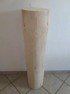 holzsäule eiche geölt | galeriesockel | pinterest, Wohnzimmer dekoo