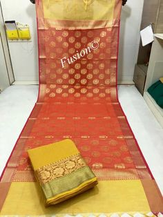 Banaras chanderi top and dupatta with silk bottom of dupatta color  Click here to buy https://www.moifash.com/south-ethnicz/product?id=58d5e9ac753d882d543cb80a