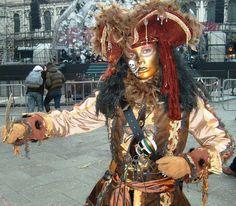 Carnevale di Venezia-Lady Caribbean 2008 - foto Bi.Va