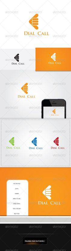 Dial Call Logo  #GraphicRiver         Dial Call Logo Template  	 Source Details :  	 	 100% VECTOR 		 CMYK,BLACK  WHITE 		 3 COLOR VARIATIONS 		 AI ILLUSTRATOR  EPS 		 HELP FILE 	  	 Font Used : TrajanPro-Regular   .fontpalace /font-download/TrajanPro-Regular/ 	 I hope you'll Liked it !!! Cheese….     Created: 27August13 GraphicsFilesIncluded: VectorEPS #AIIllustrator Layered: No MinimumAdobeCSVersion: CS Resolution: Resizable Tags: app #application #black #blue #brand #branding #business…