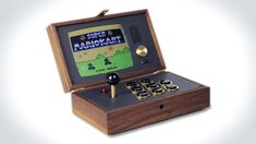 R-KAID-R Handmade Portable Gaming Console | DudeIWantThat.com