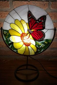 Tiffany, Painted Pavers, Stained Glass Birds, Mosaics, Stepping Stones, Brick, Butterfly, Mirror, Home Decor