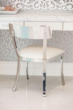 Instagram: @directinteriorsfurniture Interior Stylist, Interior Design, Ontario, Dining Chairs, Interiors, Furniture, Instagram, Home Decor, Nest Design