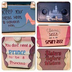 Princess Party ~ Decorations ~ Disney cooler     Dress up the cooler