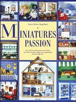 Очаровательная миниатюра для кукол / doll miniatures book