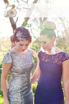 Beautiful afternoon Sun Haze. Sisters, Formal, Grad, Graduation, Prom, Glamour Dress, Portrait, Photography, High School
