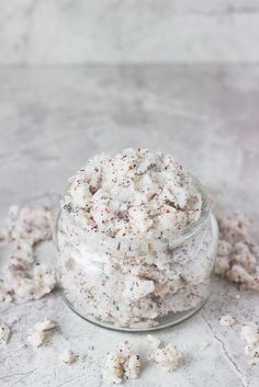 Whipped Coconut Body Scrub