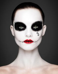 Alive in the face of death: Photos by Rankin & Andrew Gallimore | Inspiration Grid | Design Inspiration
