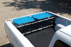 """Amazon.com: Truck cargo gate bed divider: Msp-01; Bed width range: 45"""" to 49"""" (under the bed rails)."""