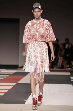 S/S 2014 – Runway Show – Womenswear  From the catwalk (Paris Fashion week)