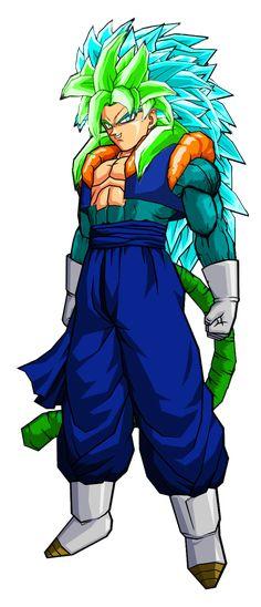Gogetto ssj 12 by on DeviantArt Evil Goku, Dbz Super Saiyan, Deviantart, Character Description, Dragon Ball Z, Manga Anime, Geek Stuff, Fan Art, Fictional Characters