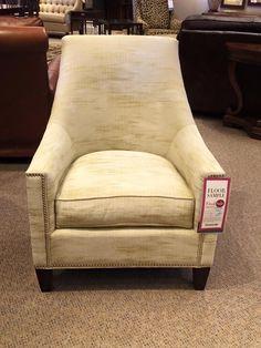 Beautiful floor sample sale chair