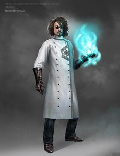 The Secret World PC Artworks, images - Legendra RPG