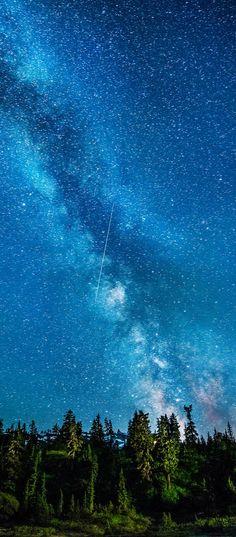 Milky Way -- by Mohammed Arafat Abdul Jaleel