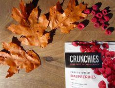 Crunchies Raspberries  Shop @ crunchiesfood.com