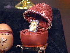 Polymer Clay Egg : dremel