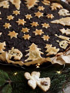 Christmas cake, poppyseed cake Christmas Loading, Poppy Seed Cake, Cookies, Desserts, Recipes, Food, Crack Crackers, Tailgate Desserts, Deserts