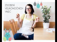 Zdobení velikonočních vajec - YouTube Deco, Wax, Eggs, Easter, Painting, Youtube, Fashion, Moda, Fashion Styles