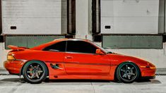 Modified MR2 W20