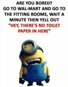 30 Very Funny Minion Quotes - Funny Minions Memes Funny Minion Pictures, Funny Minion Memes, Minions Quotes, Funny Jokes, Hilarious, Minion Humor, Funny Pics, Minions Images, Minion Stuff